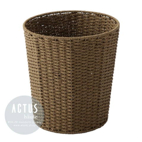 Wooden Paper Basket and Box