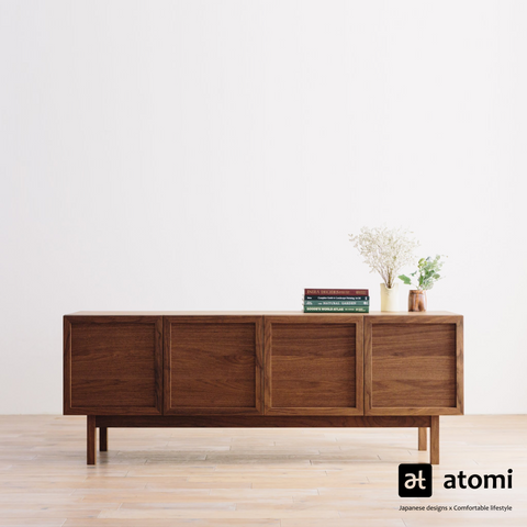 BLOCCO Sideboard with Foldable Door