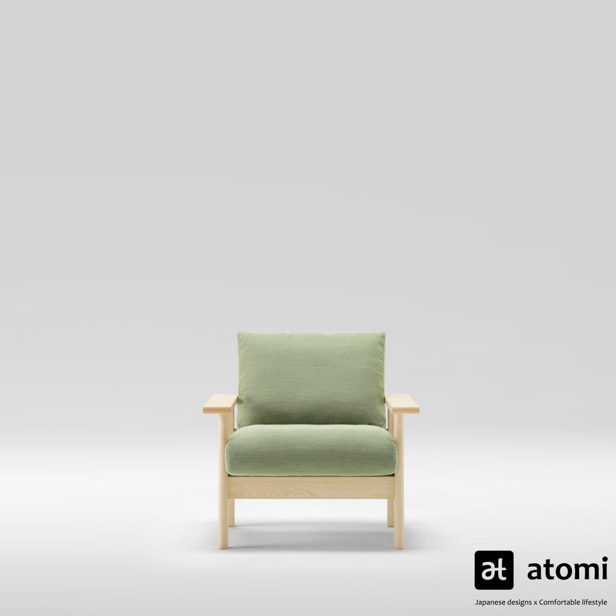 Bruno Sofa | Single Seater - atomi shop