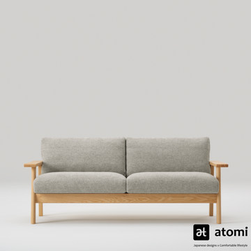 Bruno Sofa | Two Seater - atomi shop