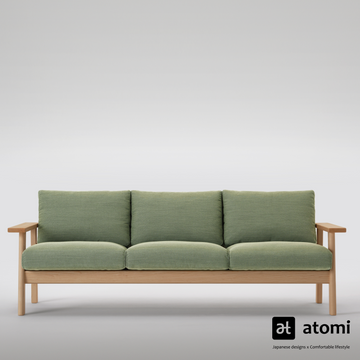 Bruno Sofa | Three Seater - atomi shop