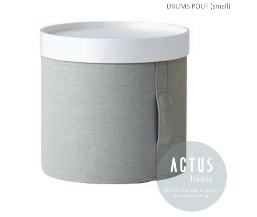 Drums Pouf - Small