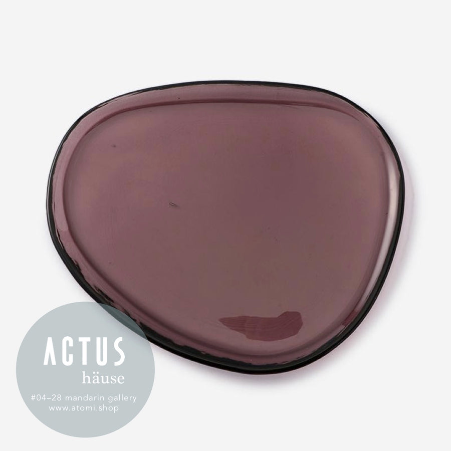 Eastern Glass Plate - atomi shop