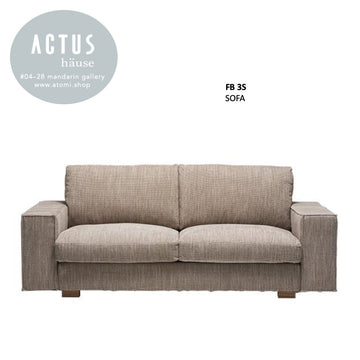FB 3S Sofa - atomi shop