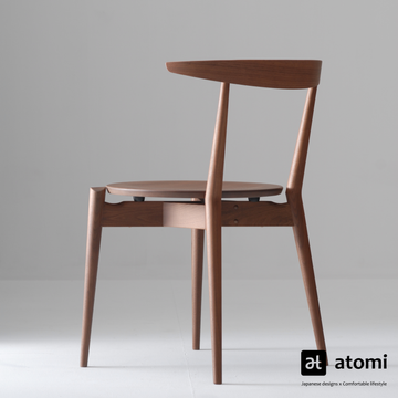 Forms Stackable Chair - atomi shop
