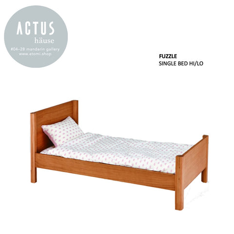 Fuzzle Series - Single Bed HI/LO