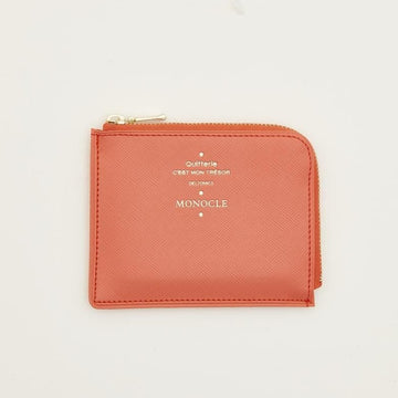 Monocle Half-zip Case - atomi shop