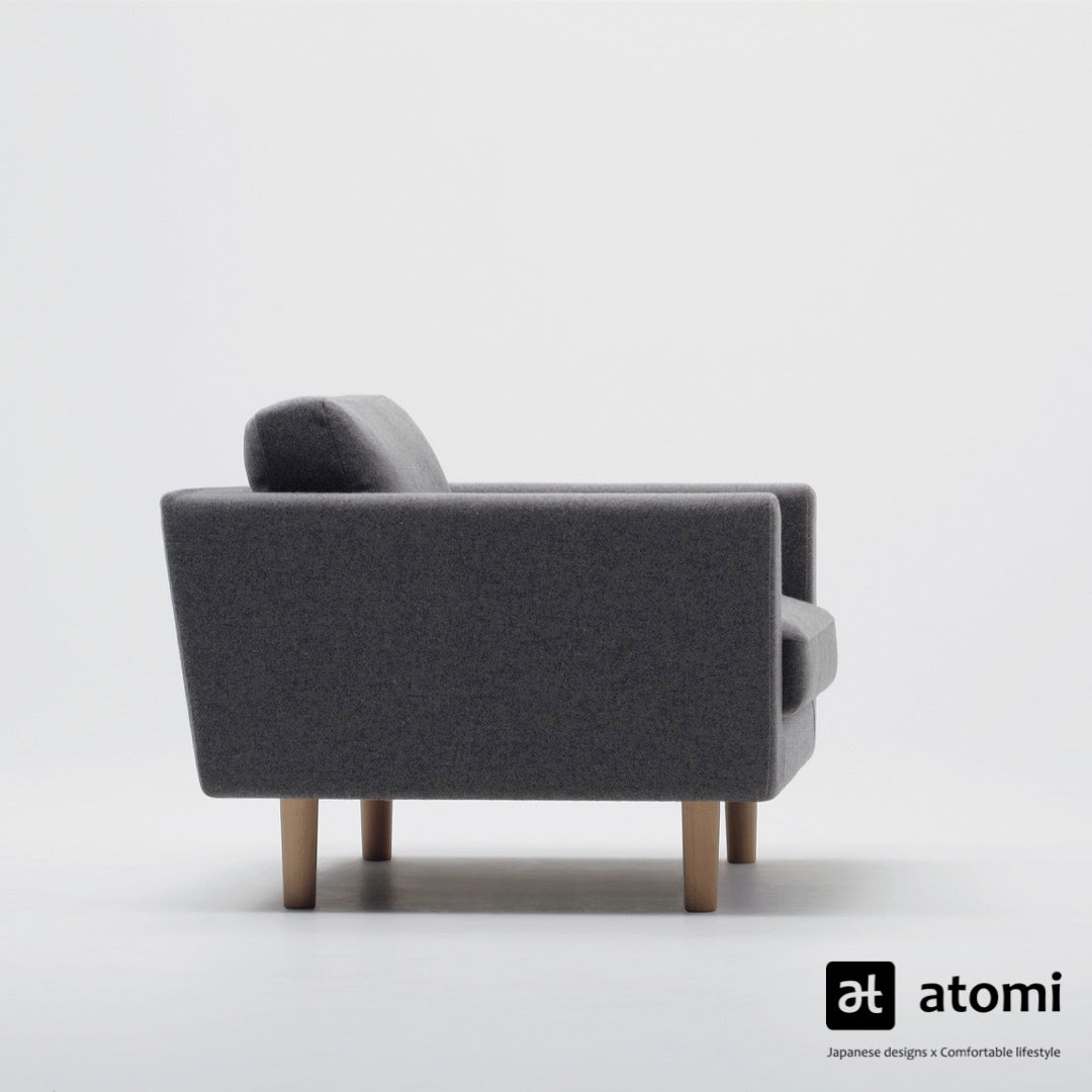Hiroshima Sofa | Single Seater