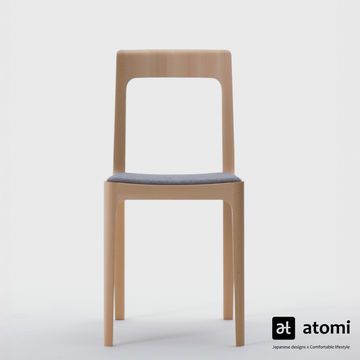 Hiroshima Armless Chair - atomi shop