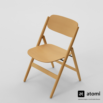 Hiroshima Folding Chair - atomi shop