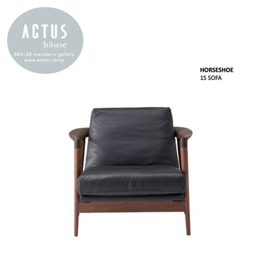 Horse Shoe 1S Sofa - atomi shop