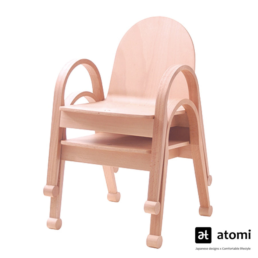 Ac-cent Stacking Kids Chair - atomi shop