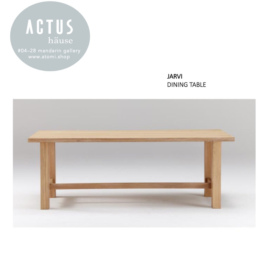 Jarvi Dining Table - atomi shop