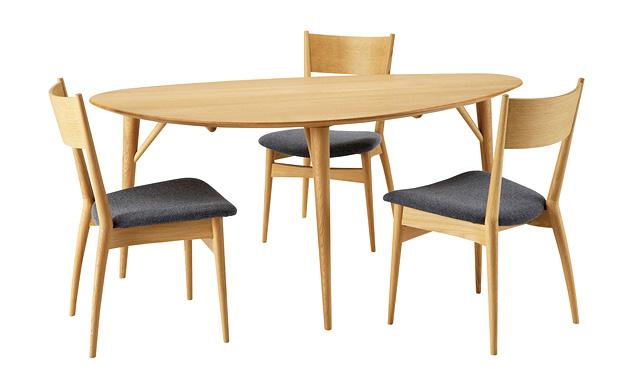 Kulaum Dining Chairs - atomi shop