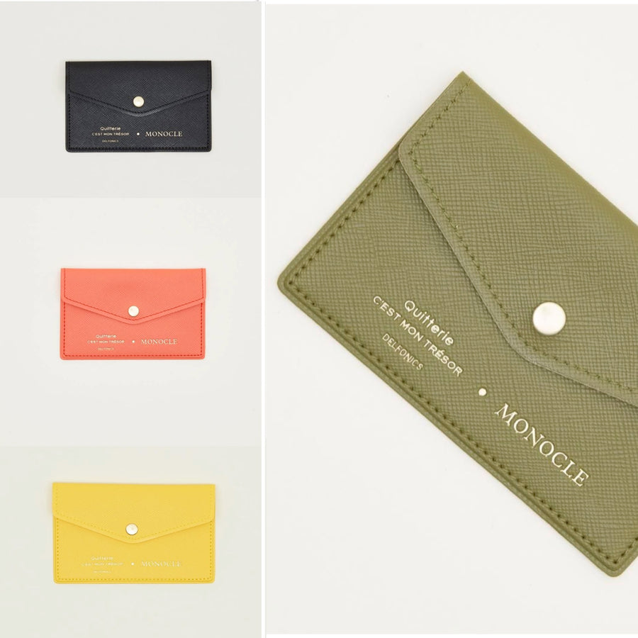 Monocle Card Holder - atomi shop