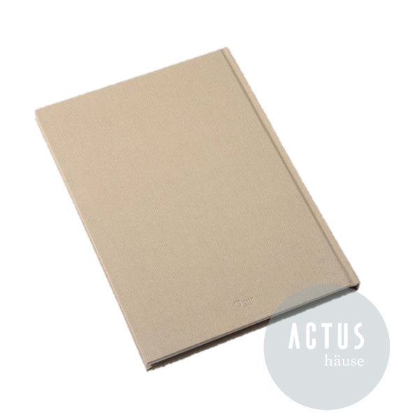 Ouur Canvas Notebook