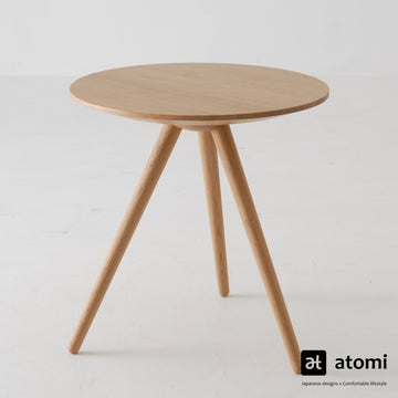 Ac-cent Triton Round Side Table - atomi shop