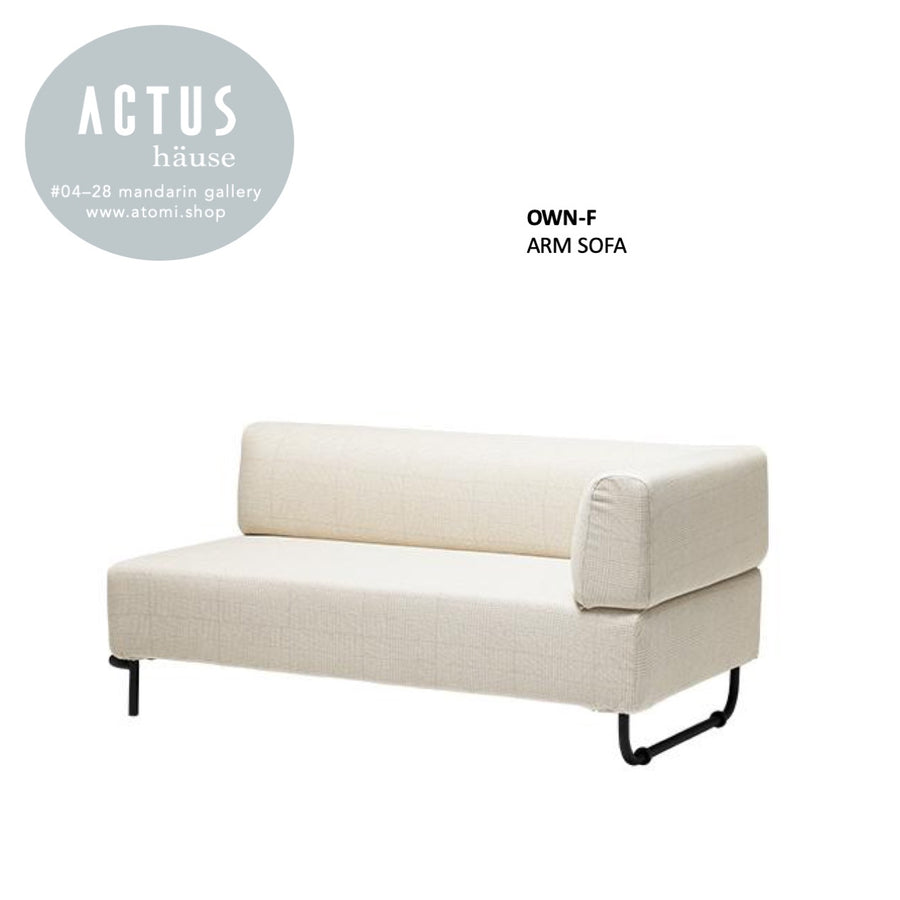 OWN-F Arm Sofa - atomi shop