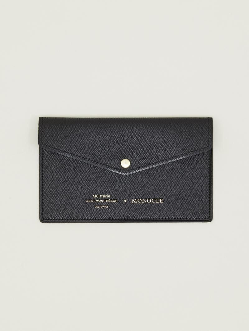 Monocle Passbook case - atomi shop