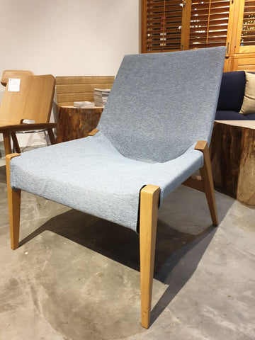 PERCH Lounge Chair- Display - atomi shop
