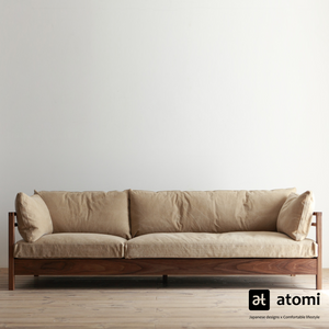 RIPOSO Sofa | Three Seater