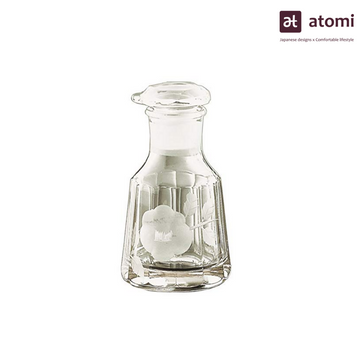 Glass Soy Sauce Bottle - atomi shop