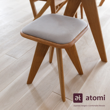 Serio Stool / Side Table - atomi shop