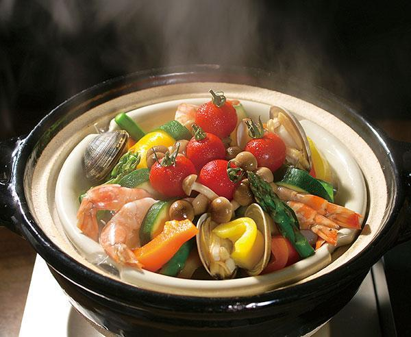 Iga-yaki Steam Pot