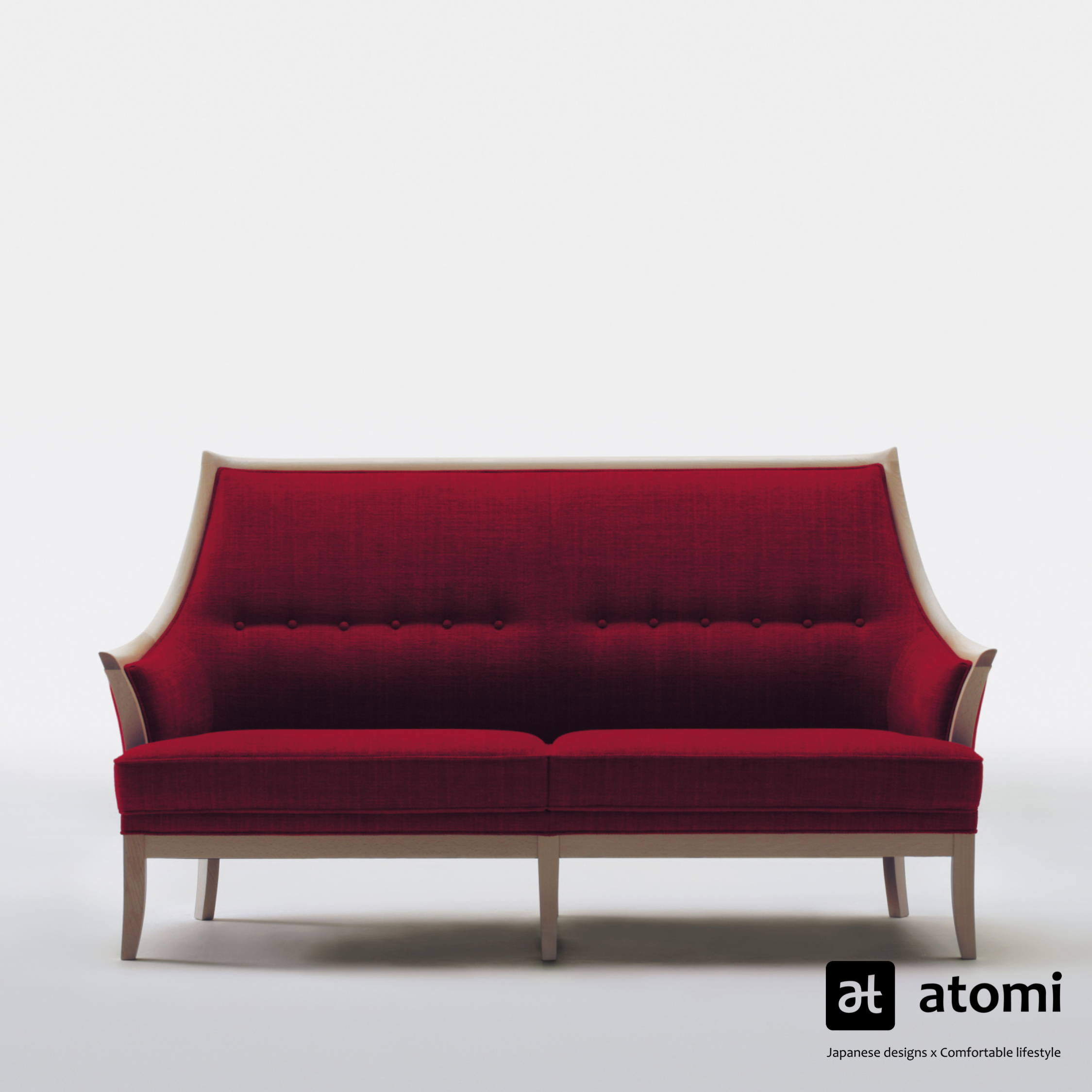 Traditional Sofa | Two Seater