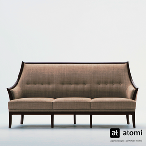Traditional Sofa | Three Seater