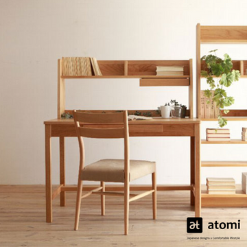 TUTTO Desk with Low Shelf
