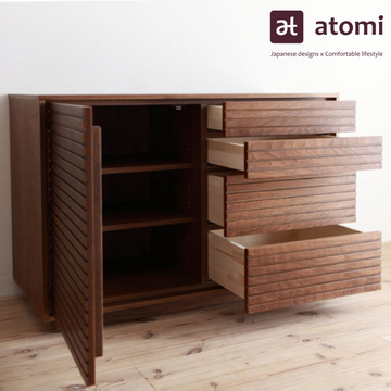 Vera Crepa Chest & Door - atomi shop