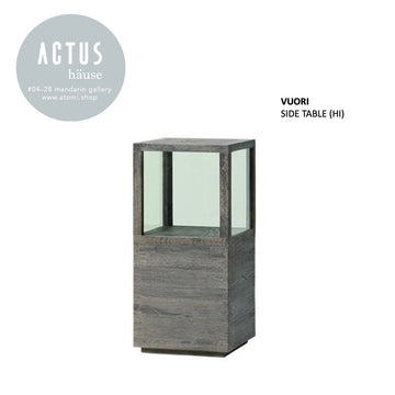 Vuori Side Table (Hi) - atomi shop