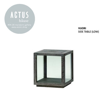 Vuori Side Table (Low) - atomi shop
