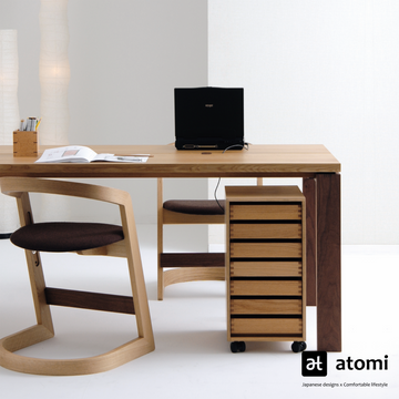 Ac-cent Waku Work Table - atomi shop