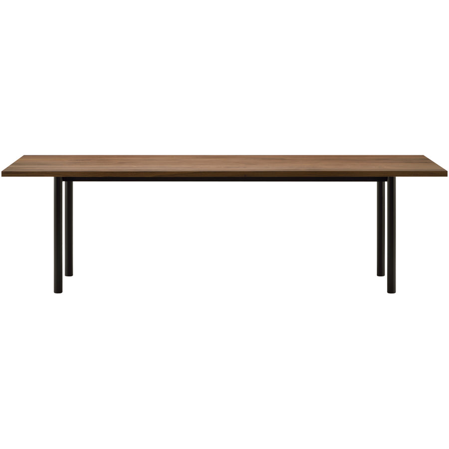 Malta Dining Table -Steel Legs - atomi shop