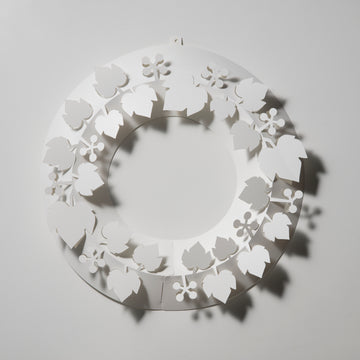 Festive Decoration Wreath (L) - atomi shop