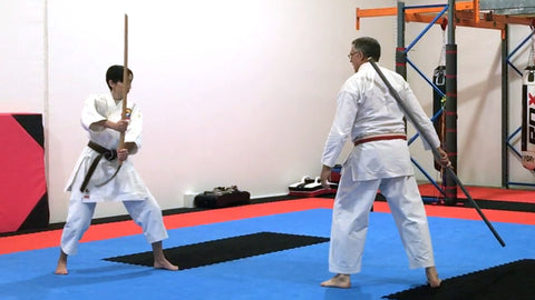 Kobudo - Weapons Classes