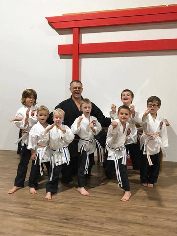 Little Tigers Classes