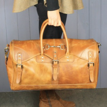 Barrington Bag In Tan Leather