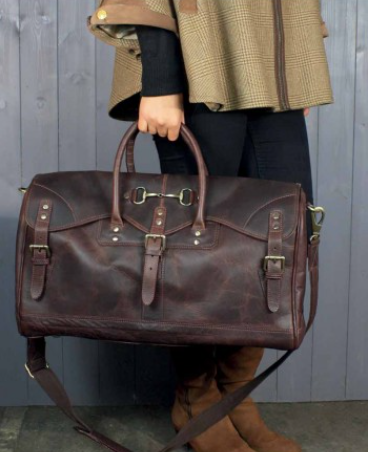 Barrington Bag In Leather