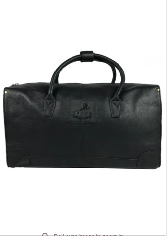 Copeland Holdall in Black