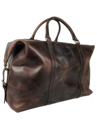 Edward Holdall Antique Dark Brown