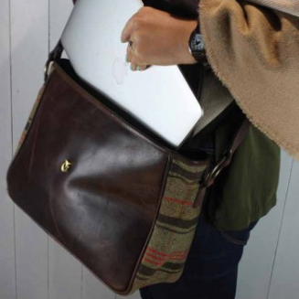 Alexandra Bag in Hunter