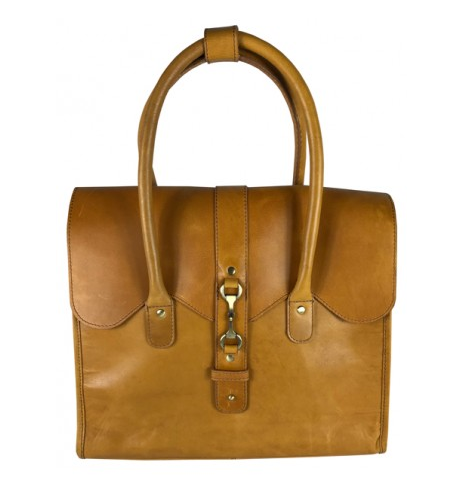 Mary Handbag Natural Leather Tan