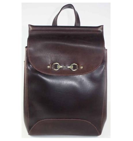 Holly Rucksack Bag Brown
