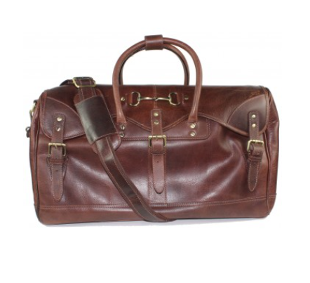 Barrington Xl Bag In Leather
