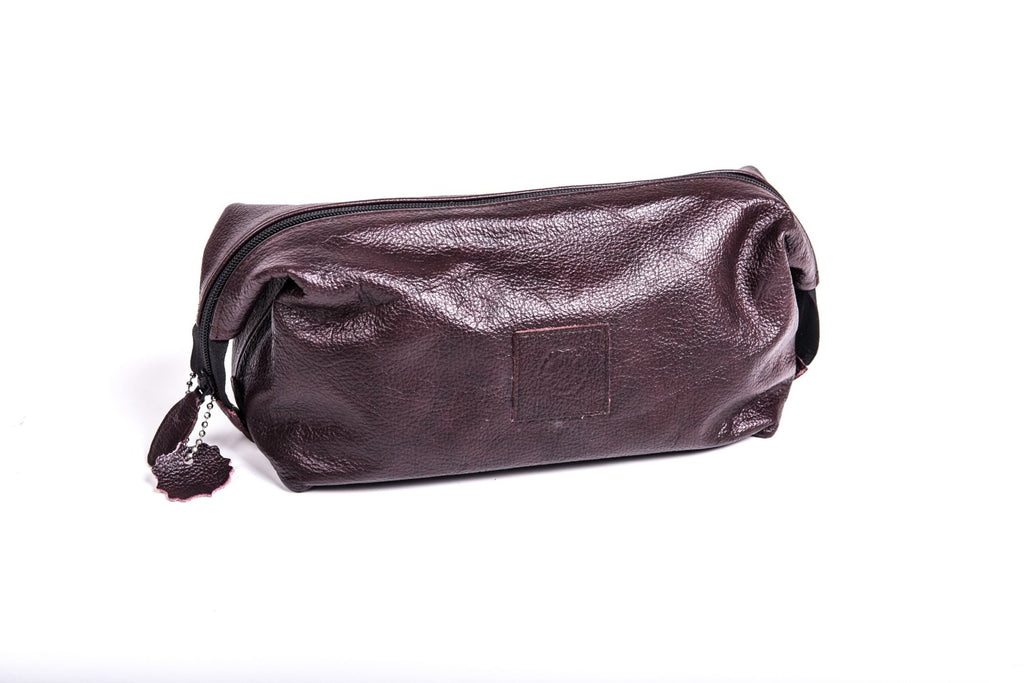 Luxury Gents Travel/Wash bag
