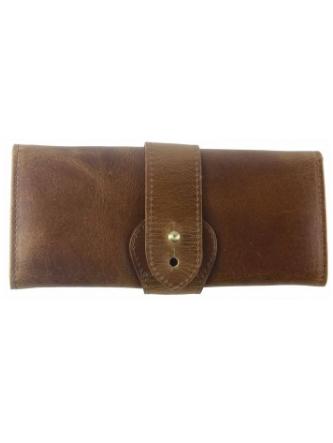 Kate Purse In Tan Natural Leather