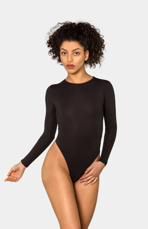 Erla Bodysuit Black